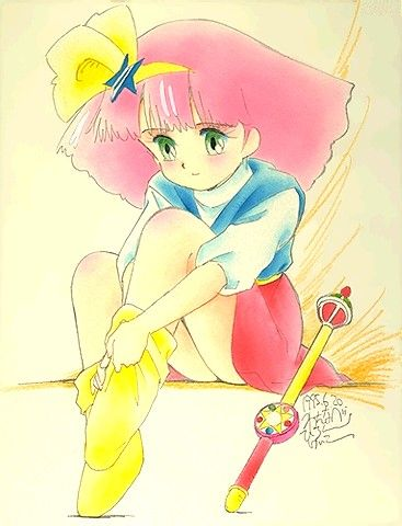 Fairy Princess Minky Momo