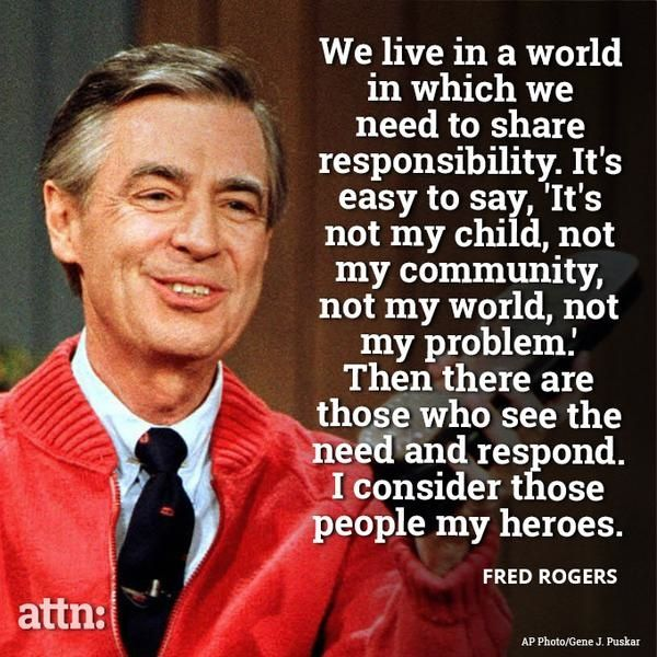 Mister Rogers may be gone from the earth, but thank goodness he's alive inside the Internet forever.