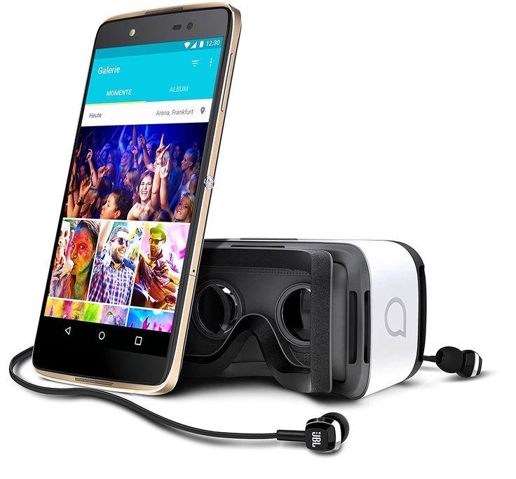 Sin duda alguna, el Alcatel Idol 4 es uno de los móviles más interesantes a los que se les puede echar el ojo. Tiene un buen procesador para su precio y bastante RAM, además de un doble altavoz frontal que suena realmente bien, un terminal ideal para los que les guste escuchar música.