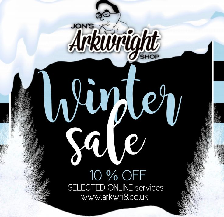 10% off selected online services you could save a packet. Visit Jon's Arkwright Shop for more...  #pltjon #planetjon #arkwri8 #arkwright #sale