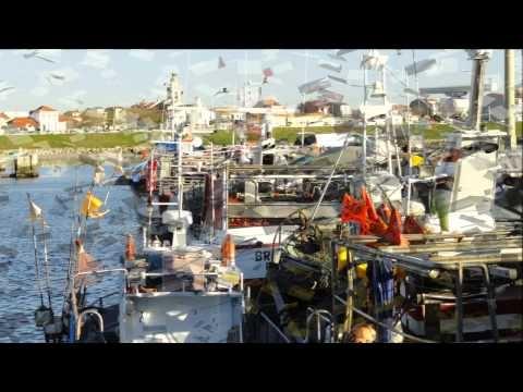 PÓVOA DE VARZIM - O mar e o porto - YouTube
