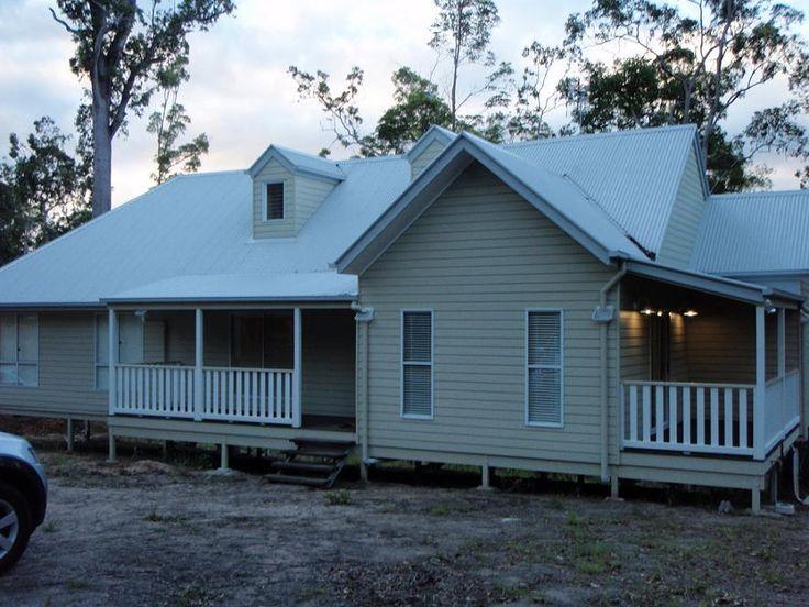 Traditional two storey loft design   Tru-Built Builders Queensland