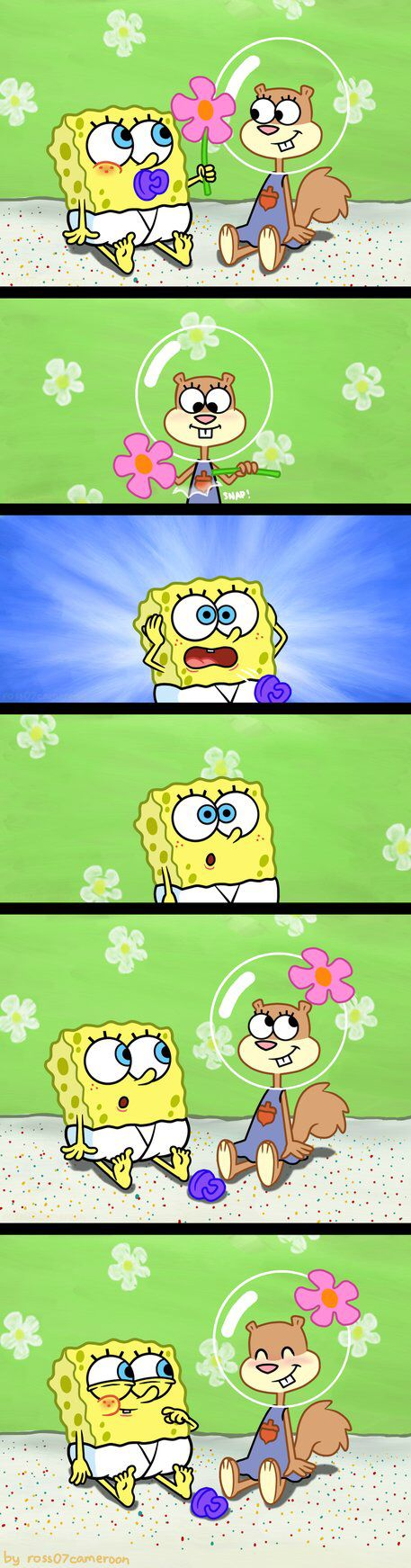 Random Flower Mini-Comic by Allenare on @DeviantArt http://www.amazon.com/SoundPie-Universal-Earphone-Microphone-Resistant/dp/B01AI26PYY/ref=sr_1_1?ie=UTF8&keywords=apple+earbuds