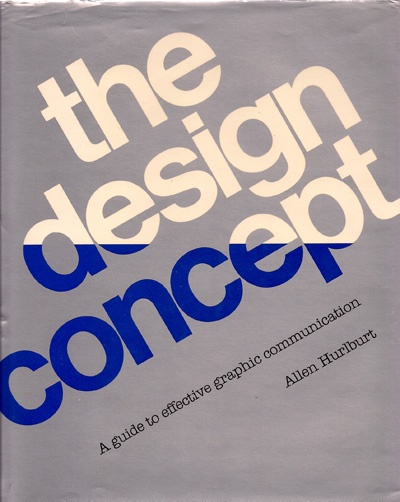 Designed by Paul Rand // How do some designers make such a simple typeface look so good? :)