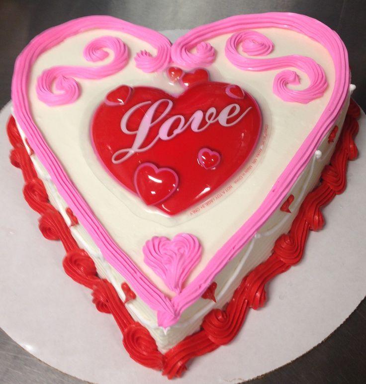 Dq Ice Cream Cake Valentine S Day