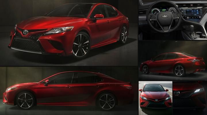 Toyota Camry 2018 #toyota #auto