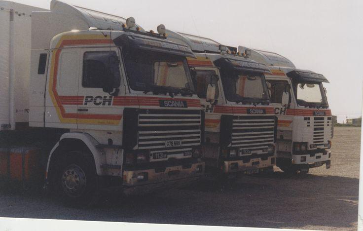 Scania Toplines.