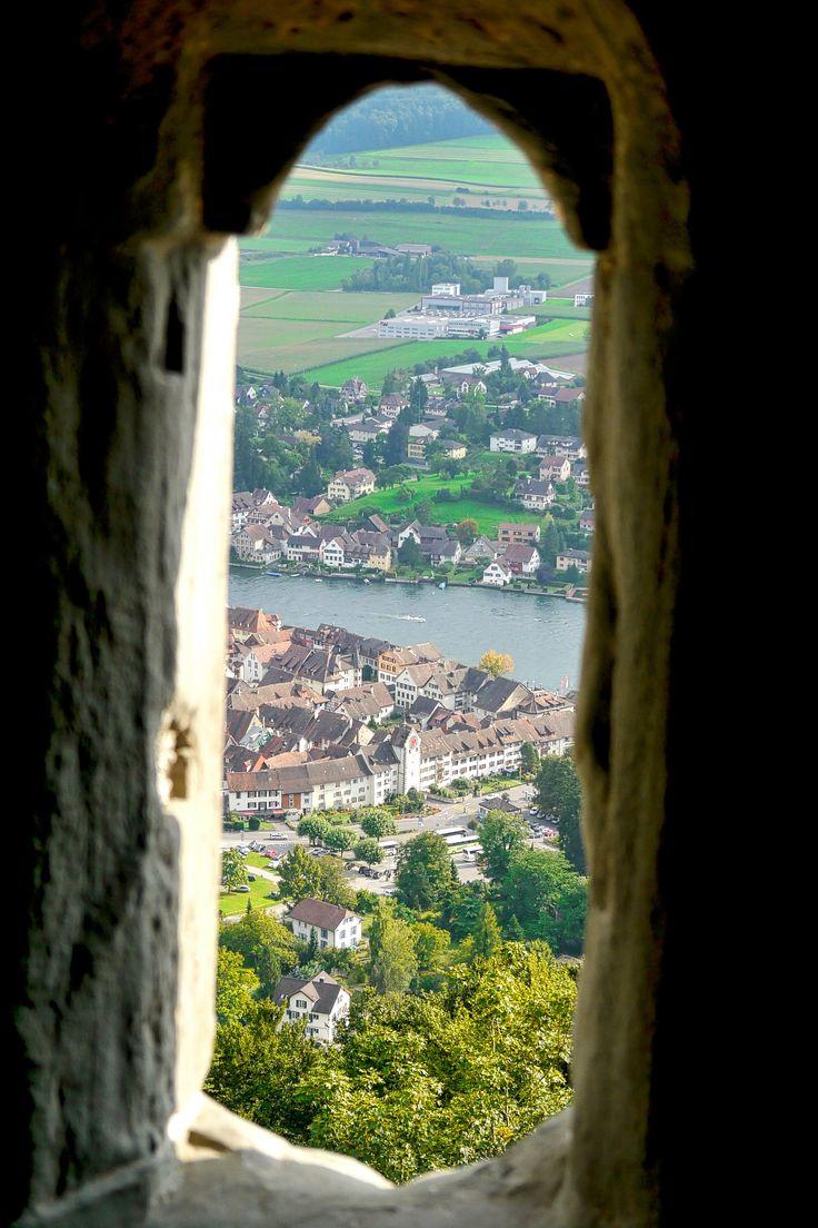 Von Stein am Rhein nach Basel - alles dem Rhein entlang
