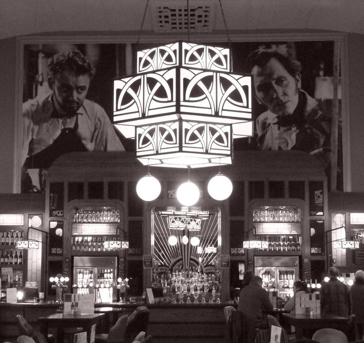 The Peter Cushing Pub, Whitstable Kent, UK