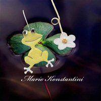 Mario Konstantini #vatraxaki #frog #flouloudi #flower #limni #lake #MarioKonstantini