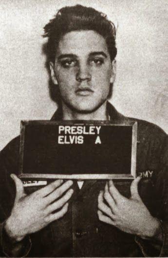 Criminally Handsome, Elvis Presley