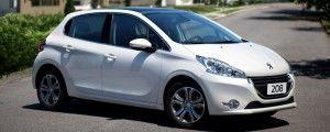 Cuidados com o catalisador do Peugeot 208