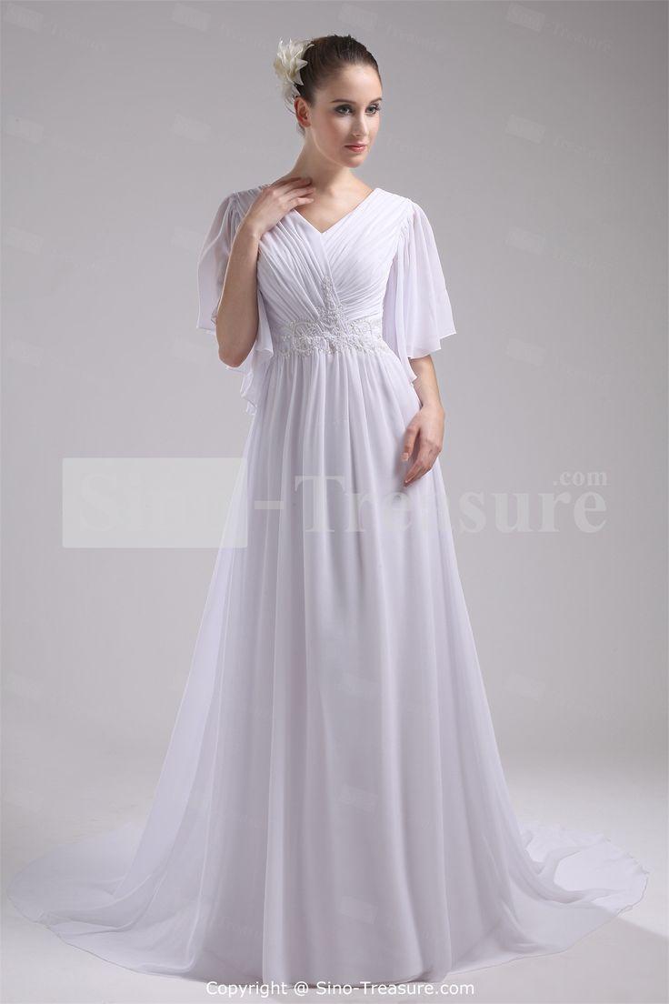 63 best wedding ideas images on pinterest short wedding for Plus size wedding dresses in atlanta