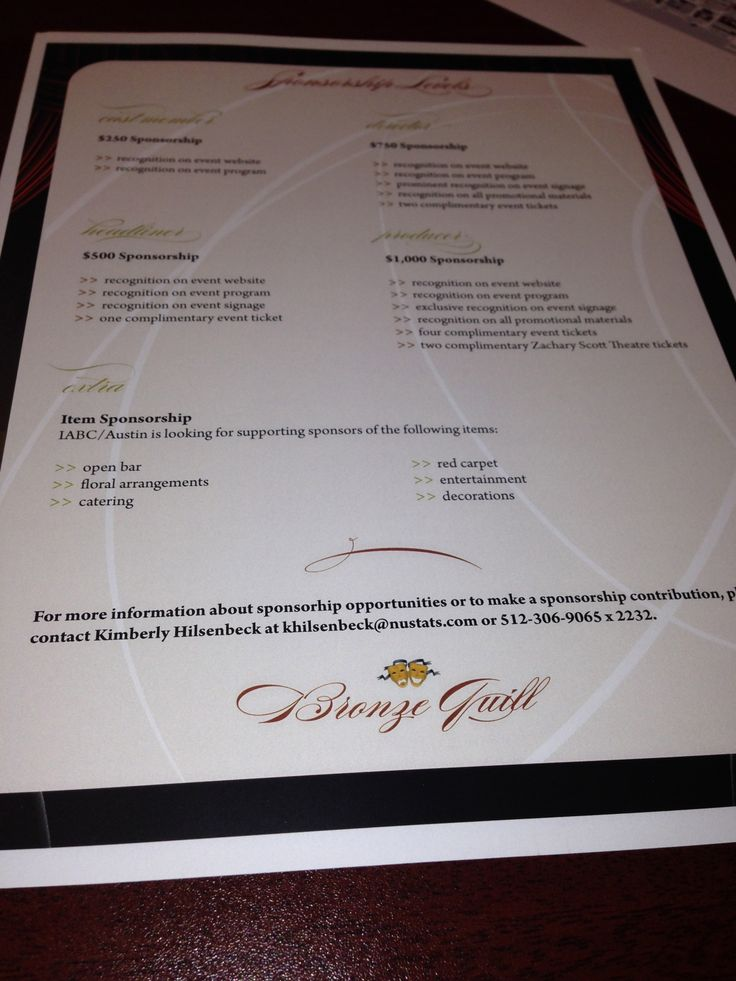 November 8 Bronze Quill Sponsorship Flyer 8