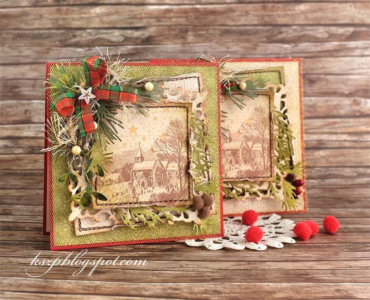 Witajcie :)  W najnowszej kolekcji Rapakivi Jolly&bright  znajdziecie arkusz  z pięknymi obrazkami i pocztówkami w stylu vintage. Moje dzisi...