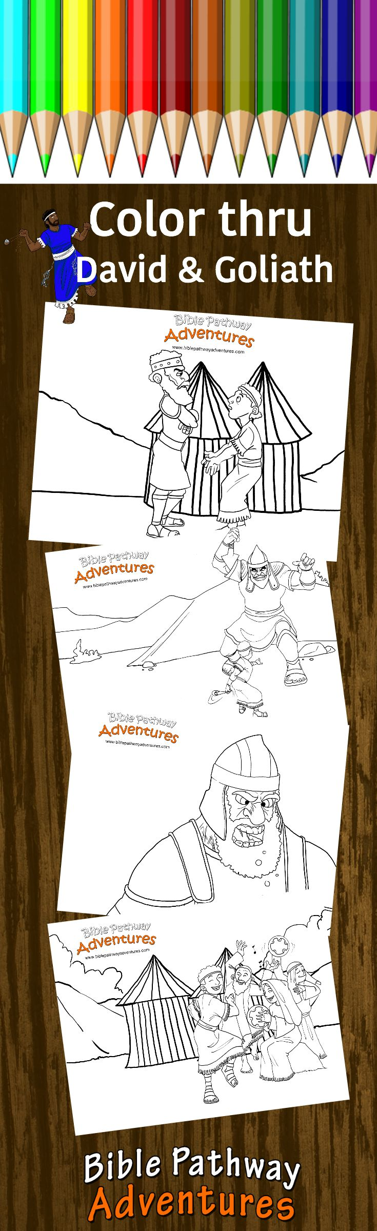 69 best david and goliath images on pinterest bible stories
