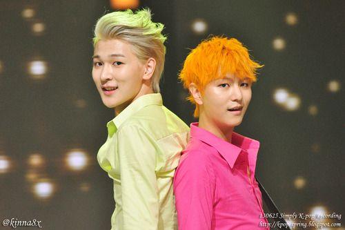 Led Apple - KyuMin & YoungJun