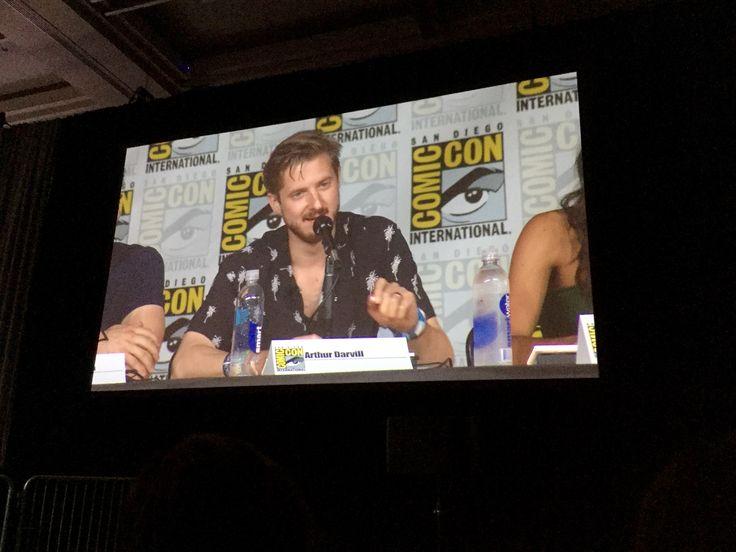 Arthur Darvill - DC Legends of Tomorrow Panel