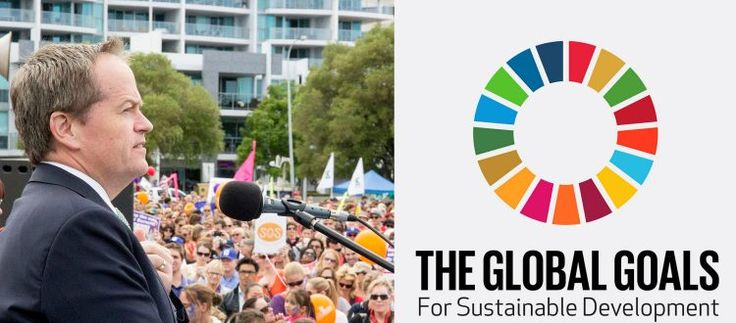 The Global Goals Australia Campaign » Australian Labor Party Commits to the…