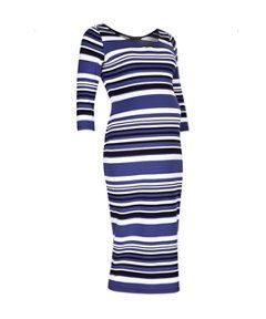 Striped Midi Maternity Dress http://www.parentideal.co.uk/mothercare---maternity-dresses.html