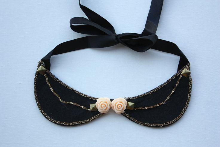 Collar Statement Necklace on etsy.com/shop/demifleur