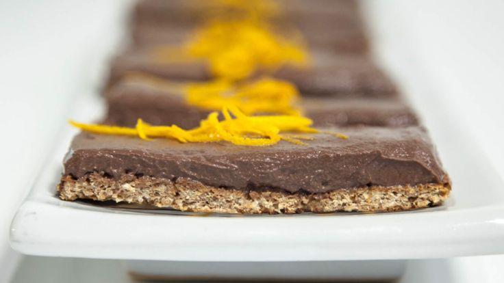 Barrette al Cacao Dieta a Zona
