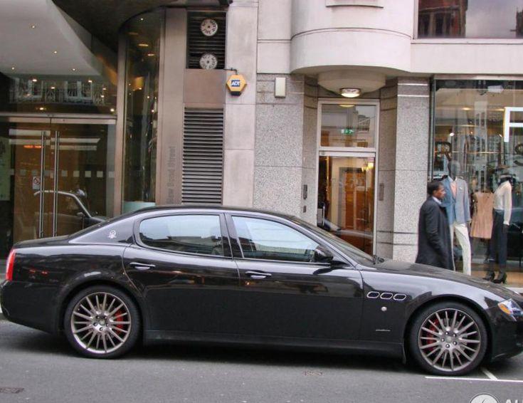 Quattroporte Maserati model - http://autotras.com