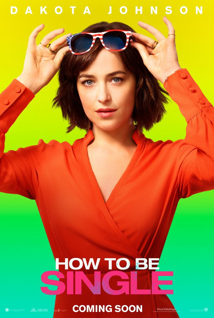 How To Be Single Movie Poster No2