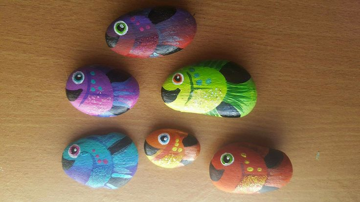 Gradient fish by Jessica Holmstrom Clark
