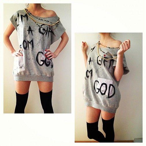 SwagVintageFashion / Swag mini šaty