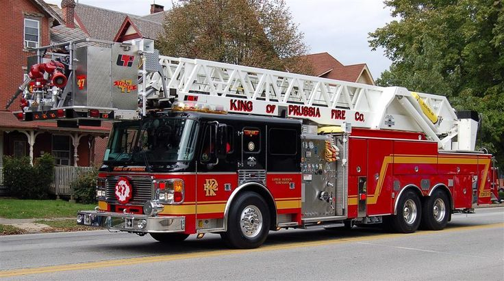 King of prussia vol fire co montgomery county pa tower