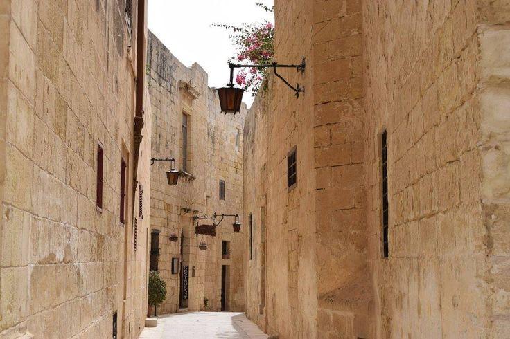 Μεδίνα, Μάλτα ~ Ιούνιος 2016
