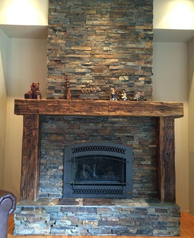 Barnwood Bar: Home Fireplace, Rustic Fireplace Mantels