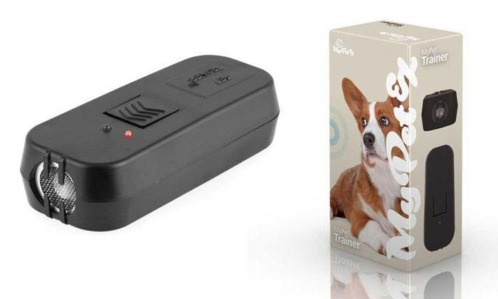 Groupon Goods Global GmbH: Ultrasound afstandsbediening om dieren te trainen van My Pet Trainer