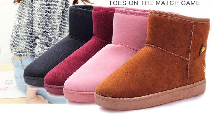 Price: US $ 21.9USD/piece Buy 2 pcs immediately get 5% discount Free shipping to Worldwide Cat boots 2015 new Australia Women Boots Classic Genuine Leather Snow Boots Winter Boots  If you like it, please contact me:  Wechat: 575602792  Whats App: +86 13433256037 E-mail: woxiansul@live.com