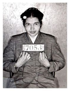 Best Halloween Costume OF 2016 - Rosa Parks