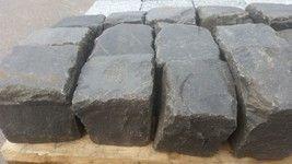 antike Basaltpflaster