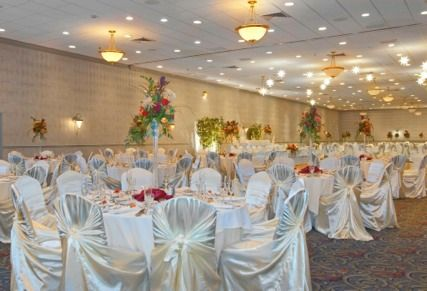 Chair covers make an event really fancy | {Quinceanera ...
