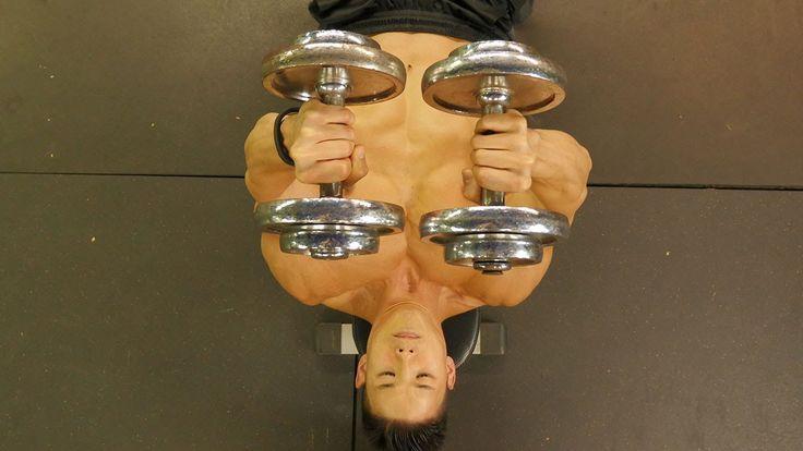Insane Dumbbell Chest Workout