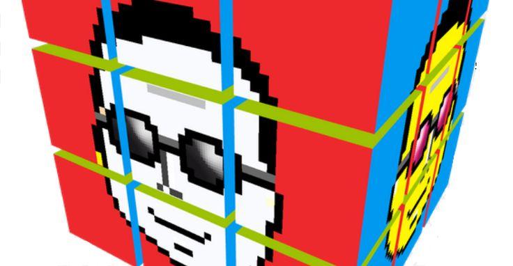 AgentCubes: Creativity 3D