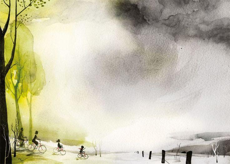 Joanna Rusinek, ilustracje do książki Zaklęcie na W Michała Rusinka, fot. dzięki uprzejmości artystki - photo 11