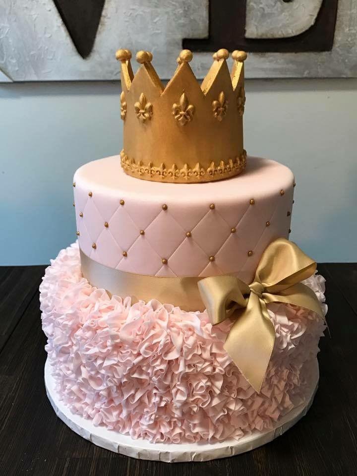 Christening Cakes Princesssophia Party Baby Birthday Cakes Baby Shower Cake Recipes Baby Shower Cakes Girl