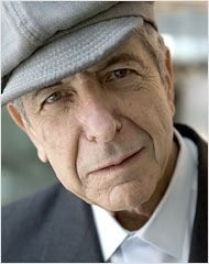 Leonard Cohen News - The New York Times  News about Leonard Cohen, including commentary and archival articles published in The New York Times. http://topics.nytimes.com/top/reference/timestopics/people/c/leonard_cohen/index.html