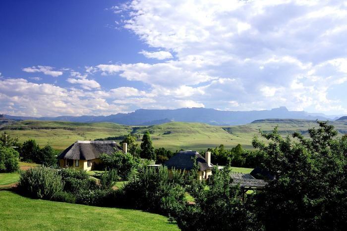 Montusi Mountain Lodge, Bergville, Drakensberge