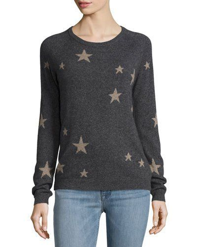 a17353931f Cashmere Star Pullover Sweater