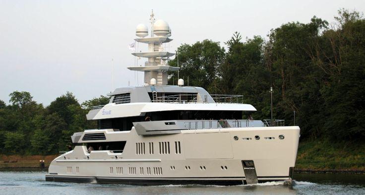 Iroquois yacht