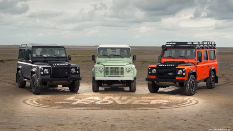 Land Rover Defender 110 Wallpaper Pic
