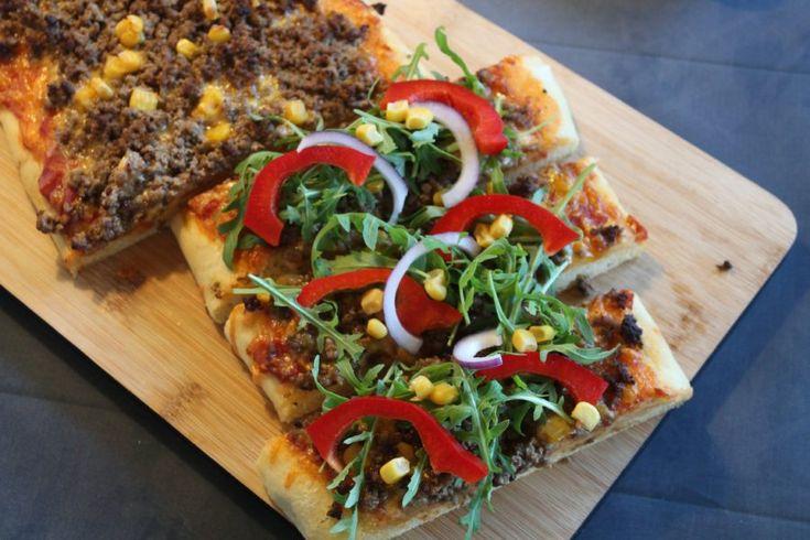 Mexikansk pizza