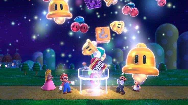 Super Mario 3D World Review - GameSpot