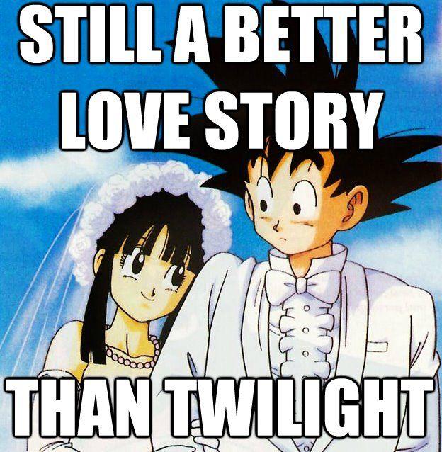 Dragon Ball Z & Dragon Ball Memes